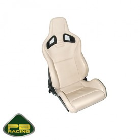 """OYSTER"" LEATHER SEATS (EVORA)"