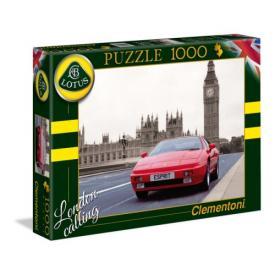 1000 Puzzle Lotus Esprit Turbo red
