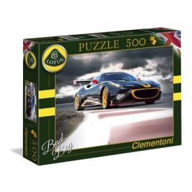 500 Puzzle Lotus Evora Enduro