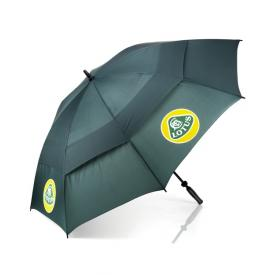 Lotus green umbrella