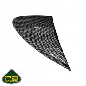 SET PRESE D'ARIA LATERALI IN CARBON-KEVLAR (ELISE/EXIGE S2)
