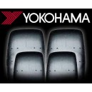 "Yokohama Slick - Complete Set - 17"" Front  18"" Post."