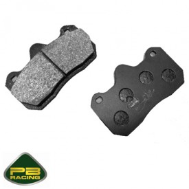 SD4 REAR BRAKE PADS (EVORA)